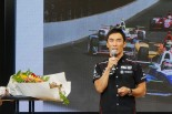 海外レース他 | 琢磨がインディ500制覇をホンダ青山で凱旋報告「あの叫びは僕の純粋な気持ち」