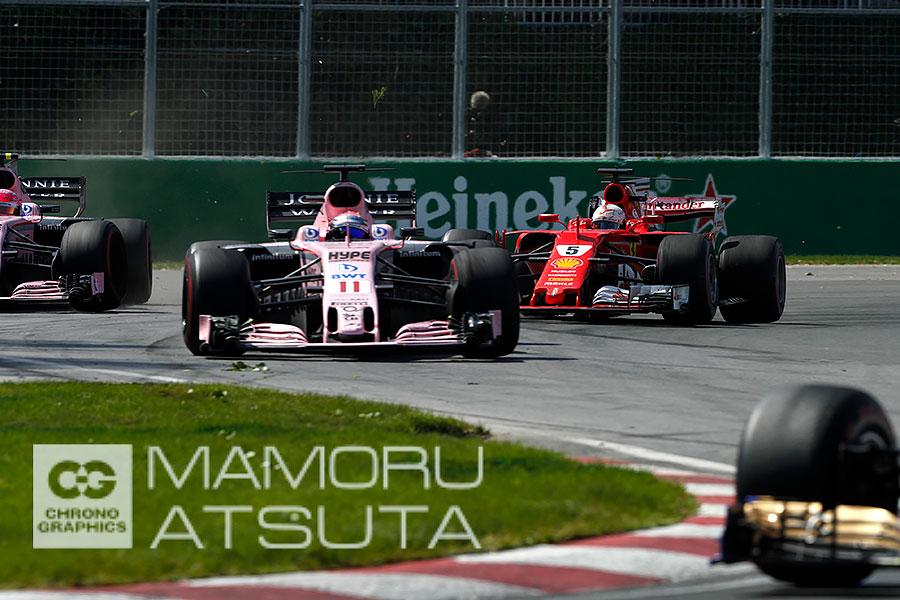 Shots! F1カナダGP 日曜日_3