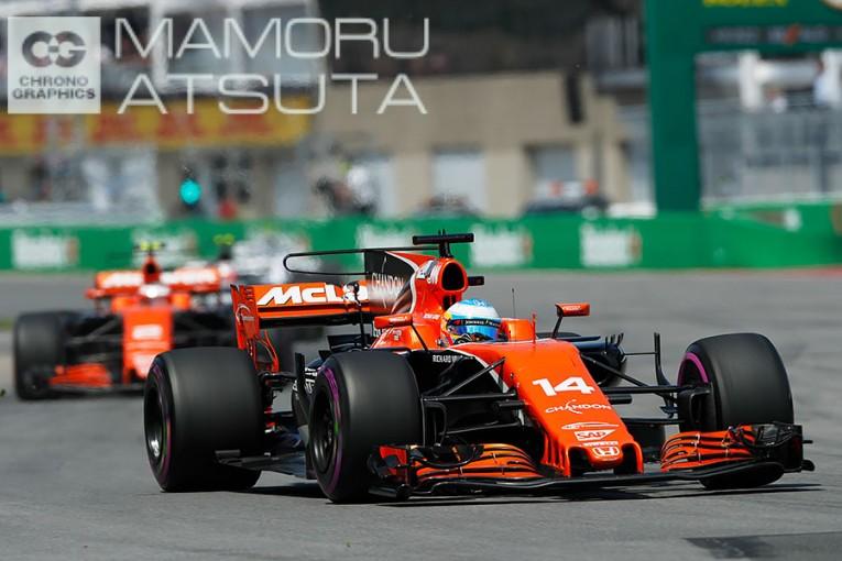 Shots! F1カナダGP 日曜日