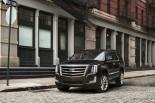 クルマ | GM、8速AT採用の新型『キャデラック・エスカレード』を発表。6月17日より発売