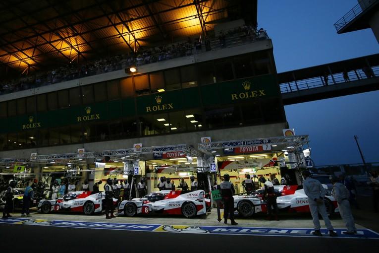 ル・マン/WEC | トヨタの日本人3人が語るル・マン24時間走行1日目「ポルシェが上げてくるとは思っていた」