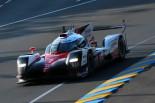 ル・マン24時間のポールポジションを決定づけるタイムをマークした7号車トヨタTS050ハイブリッド