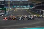 2016年F1マレーシアGPスタート