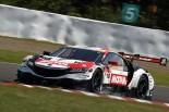 先日の鈴鹿メーカーテストではジェンソン・バトンがドライブし、何かと話題の多いMOTUL NSX-GT