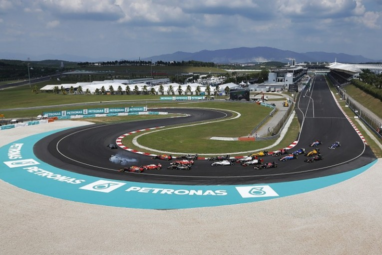 今季が最後の開催となるマレーシアGP