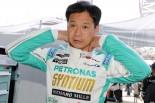 SYNTIUM LMcorsa RC F GT3をドライブする飯田章