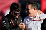 F1 | マクラーレンF1「アロンソとの関係はきわめて良好」も、契約延長にはクリアすべきハードルあり