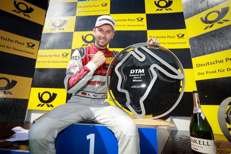 海外レース他 | DTM第6戦:仕事人ラストが参戦9戦目で初勝利。ランキングトップも奪取