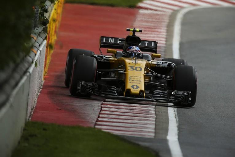F1 | ルノーF1のパーマー、不調の原因は「ヒュルケンベルグを意識しすぎた」
