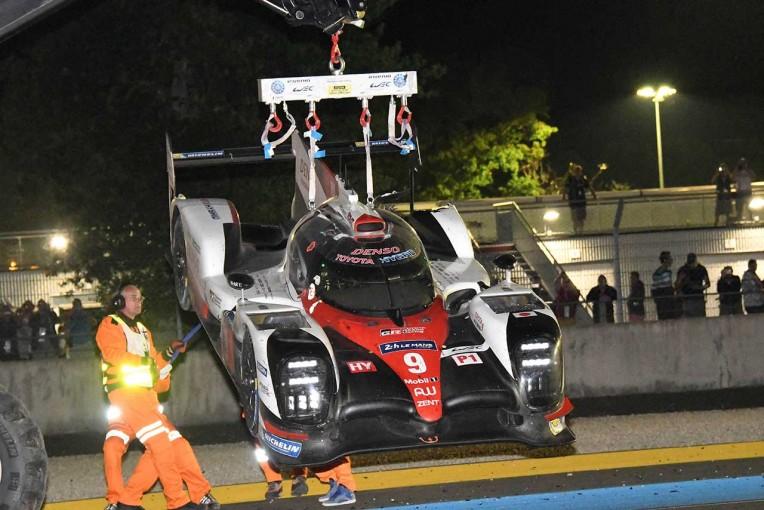 ル・マン/WEC | トヨタ、ル・マン3台目は「もったいない結果に」。速さ増したLMP2への懸念も