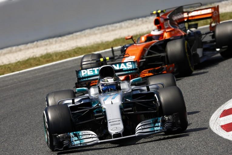 F1 | メルセデスF1、マクラーレンへのPU供給についてコメント。「今はホンダの状況を見守っている」
