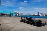 ベルリンePrixの期間中にデモランを行った開発車両の『Devbot』