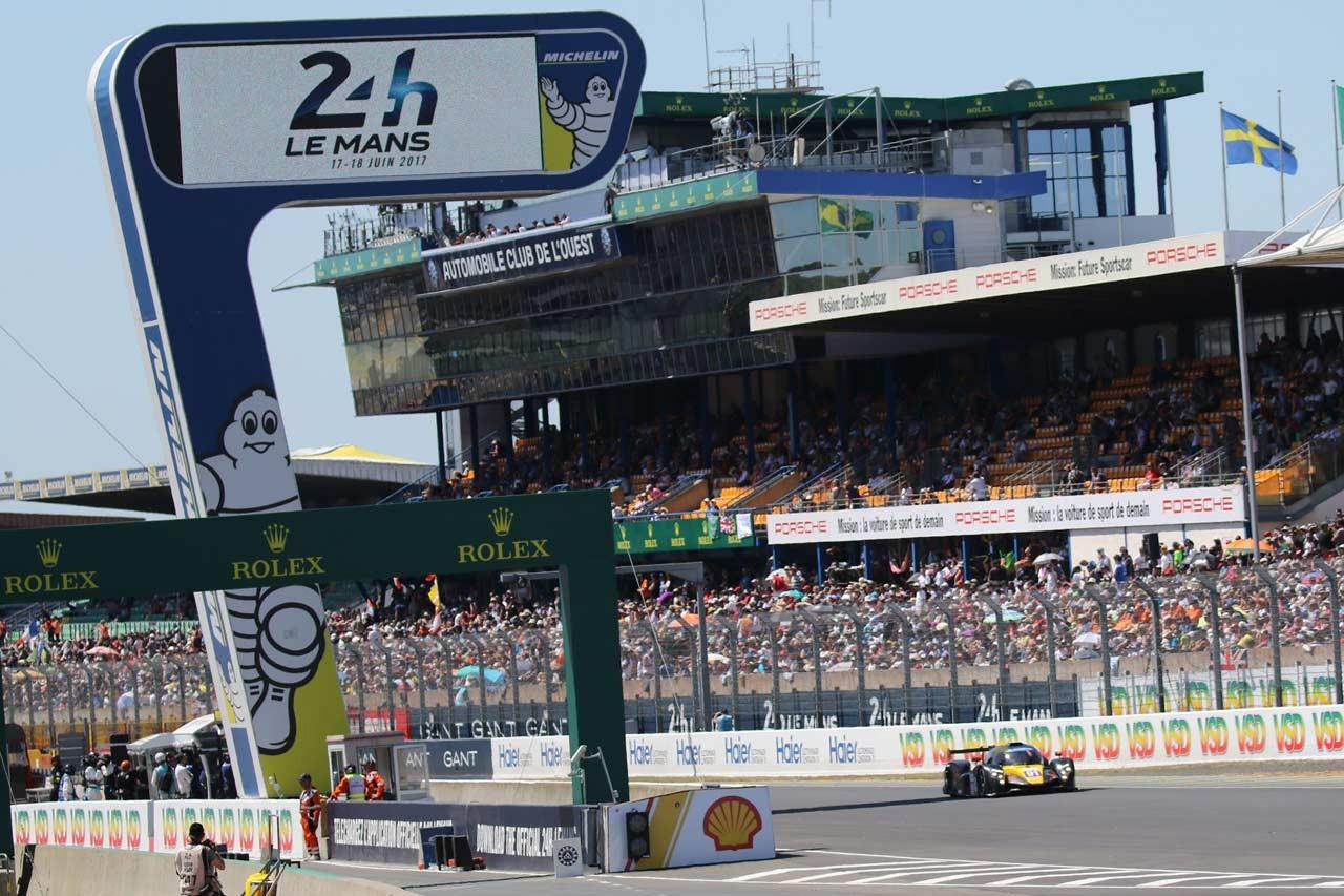 ル・マンサポートレース参戦のレジェンド寺田陽次郎、厳しい状況のなか完走果た