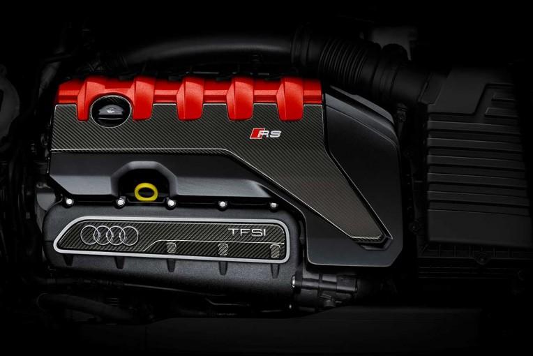 アウディの2.5リッターTFSIエンジン、エンジン・オブ・ザ・イヤー13度目の受賞