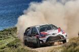 ラリー/WRC | WRC:トヨタ、第8戦ポーランドで今季初の高速グラベル戦へ。「新たなる挑戦」とマキネン