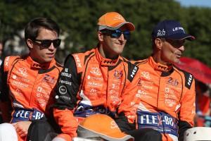アルガルベ・プロ・レーシングのドライバーたち