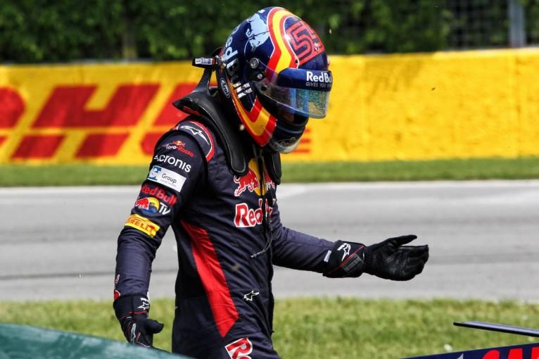 F1 | マッサ、クラッシュ原因となったサインツJr.のグリッド降格ペナルティに不満。「出場停止に値する」