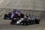 2017年F1カナダGP ケビン・マグヌッセン(ハース)とダニール・クビアト(トロロッソ)