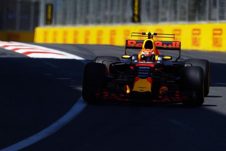 F1 | フェルスタッペンにトラブル発生【タイム結果】F1第8戦アゼルバイジャンGP フリー走行3回目