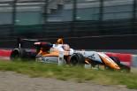 国内レース他 | 全日本F3鈴鹿:荒れた予選で坪井翔がダブルポールを獲得。宮田が続く