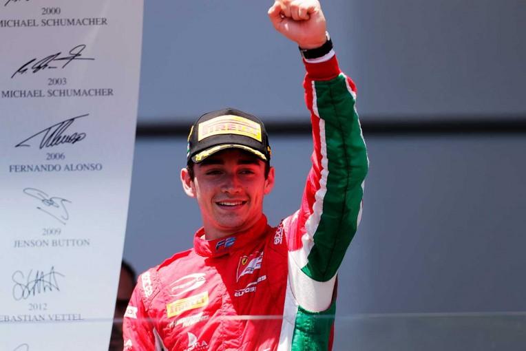 海外レース他 | 【順位結果】FIA F2第4戦アゼルバイジャン 決勝レース1