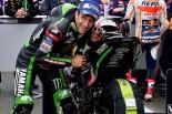 MotoGPクラス初ポールを獲得したヨハン・ザルコ/モンスター・ヤマハ・テック3