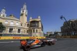 2017年F1第8戦アゼルバイジャンGP フェルナンド・アロンソ(マクラーレン・ホンダ)