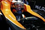 F1 | バンドーン、35位降格へ「予選に意味はなかった。決勝でチャンスをつかむ」マクラーレン・ホンダ F1土曜