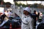 2017年第8戦アゼルバイジャンGP ルイス・ハミルトン(メルセデス)がポールポジションを獲得