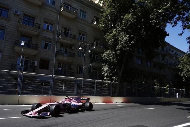 F1 | オコンがキャリアベストの7位「壁に何度もこすりながら攻めたよ!」フォース・インディア F1土曜