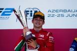 海外レース他 | FIA F2 アゼルバイジャン決勝レース1:ルクレール、父に捧げる圧倒的な勝利、松下は12位