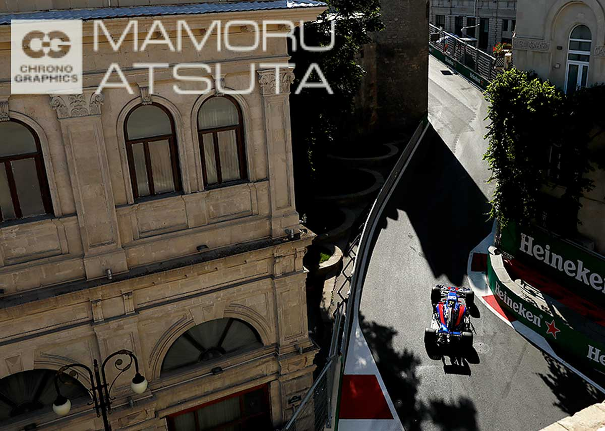 モタスポブログ | Shots!──市街地コースならではの魅力@熱田カメラマン F1アゼルバイジャンGP 土曜
