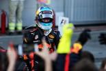 F1第8戦アゼルバイジャンGP決勝 今季初優勝を遂げたダニエル・リカルド