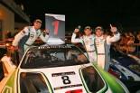 優勝した8号車ベントレー・コンチネンタルGT3(アンディ・ソウセック/マキシム・スーレ/ビンセント・アブリル)