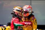 F1 | FIA F2アゼルバイジャン レース2:トップのルクレールがペナルティで2位、松下は7位入賞