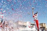 海外レース他 | NASCAR第16戦:ハービック、カップシリーズ初のソノマ制覇。トヨタは4位フィニッシュ