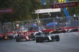2017年第8戦アゼルバイジャンGP ルイス・ハミルトン(メルセデス)とセバスチャン・ベッテル(フェラーリ)