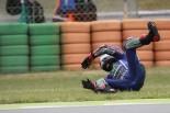 MotoGP | MotoGP:ランキング2位に後退したビニャーレス「これまでで最も奇妙な転倒だった」