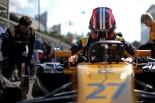 F1 | ヒュルケンベルグ「チーム全体にとって悔しい結果」ルノー F1アゼルバイジャン日曜