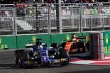 F1 | エリクソン「チームのポイント確保に貢献できた」ザウバー F1アゼルバイジャン日曜