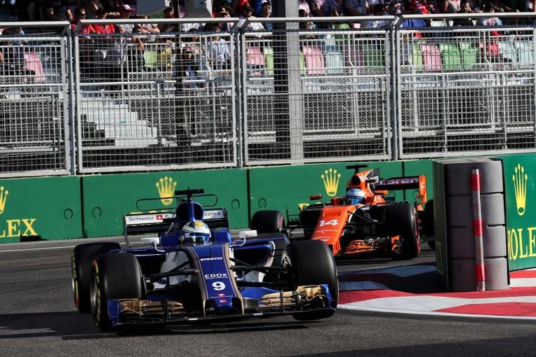 F1   エリクソン「チームのポイント確保に貢献できた」ザウバー F1アゼルバイジャン日曜