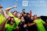 モタスポブログ | Shots!──今季初優勝でリカルド選手の笑顔が炸裂@熱田カメラマン F1アゼルバイジャンGP 日曜