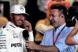 F1 | 【あなたは何しに?】ハイテンションなインタビュアーは元GP2チャンピオン