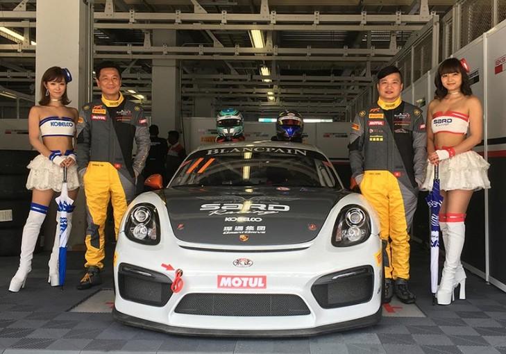 海外レース他 | TTR Team SARD 2017ブランパンGTシリーズ・アジア第3戦鈴鹿 レースレポート