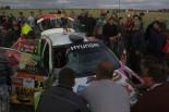 ラリー/WRC | ティエリー・ヌービル、母国イプルーで無念のクラッシュ。アブリングが激戦を制す