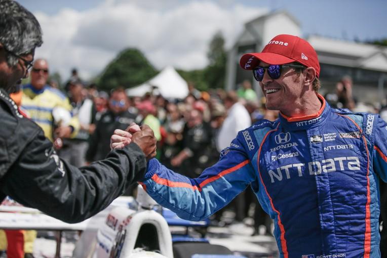海外レース他 | ロード・アメリカを勝利したディクソン「ホンダの燃費性能がペンスキーを破った」