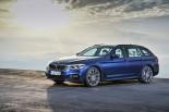 クルマ   実用的ラゲッジに部分自動運転も実現した『BMW・5シリーズツーリング』が登場