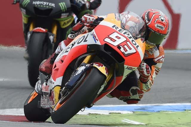 MotoGP   MotoGP:ザクセンリンク7連勝中のマルケスが強さを見せるか?/ドイツGPプレビュー