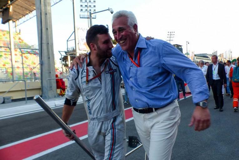 F1 | 【あなたは何しに?】愛息子のルーキーイヤーでのF1史上最年少表彰台に大富豪の父親も大喜び