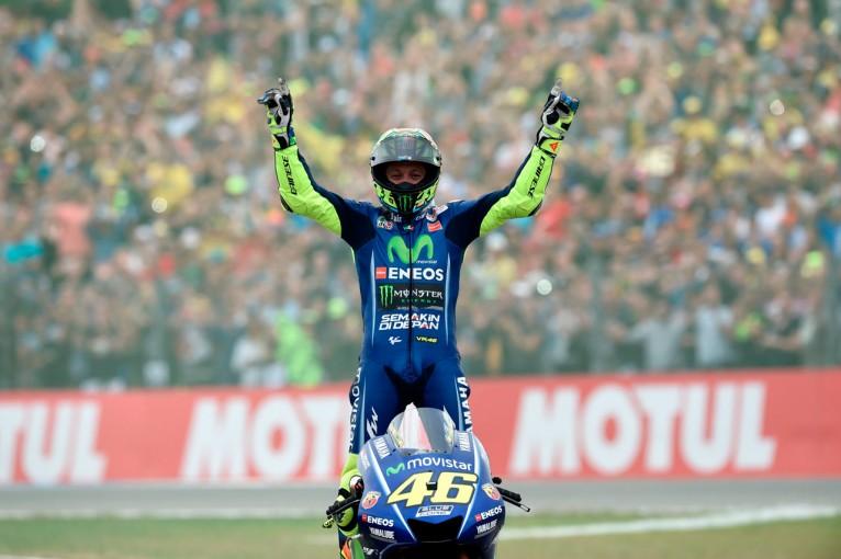 MotoGP | MotoGP:オランダGP優勝のロッシ。ザクセンリンクでも「ベストを尽くす」と語る